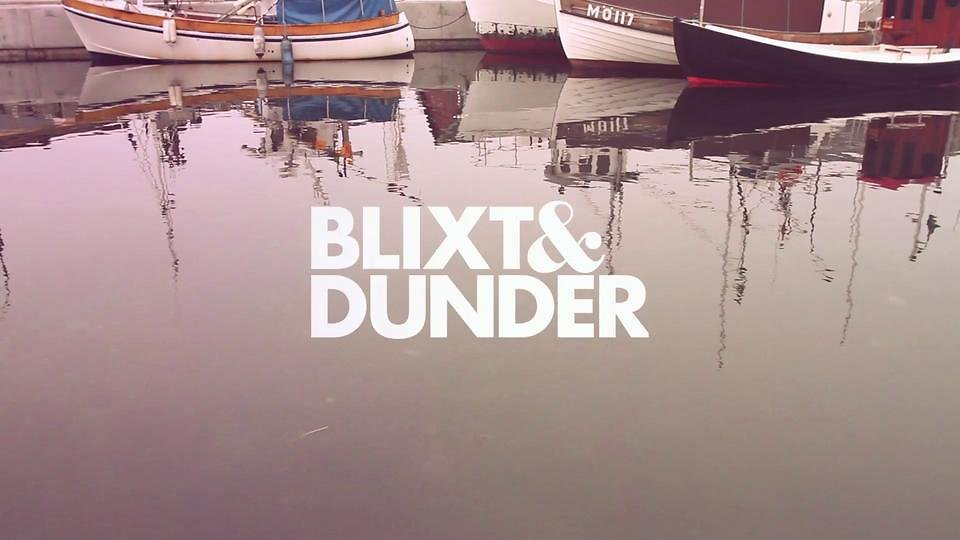 Blixt & Dunder - Kniven / Knife